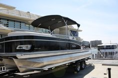 One of the pontoons in our fleet!