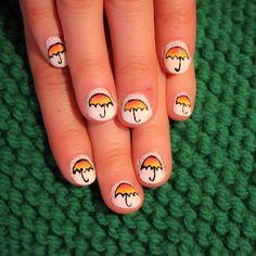 Instagram photo by boomnailsldn #nail #nails #nailart cute