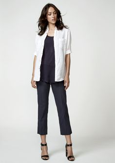 Our Acrobat 7/8 Pant is looks ever so casual chic   http://www.verge.co.nz/shop/category/acrobat-verge-pants/acrobat-78-pant