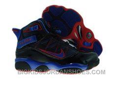 http://www.bigkidsjordanshoes.com/kids-j6j1-black-blue-red-for-sale.html KIDS J6+J1 BLACK BLUE RED FOR SALE Only $75.33 , Free Shipping!