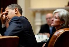 Why was Obama so unaware of Obamacare issues when he met with Sebelius eighteen times?    HE LIES!!!  You cannot believe one word that he speaks!!!