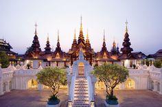 CHIANG MAI | Mandarin Oriental Dhara Dhevi hotel, Thailand