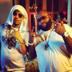 Rick Ross Feat. French Montana – All Birds | TheBluMile