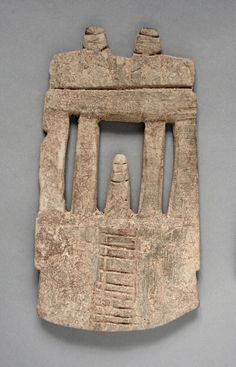 Temple Model | LACMA Collections