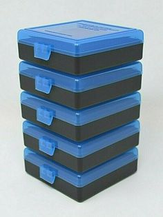 GREEN 100 ROUND 223 // 5.56 FREE SHIPPING 4 BERRY/'S PLASTIC AMMO BOXES
