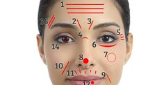 The Lines And Wrinkles Of Your Face Reveal Secrets To Your Body's Overall Health via LittleThings.com