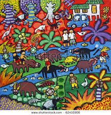 naive art - Google Search