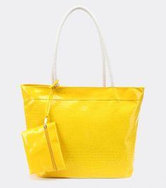 $27.99     PU Leather Glossy Stone Pattern Handbag