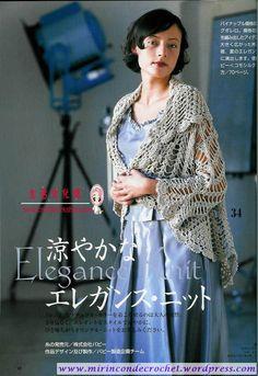 Chalecos circulares | Mi Rincon de Crochet | Página 4