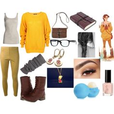 """Hipster Belle"" by nroyalxx on Polyvore"