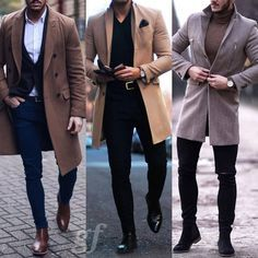 4 Foolproof Outfit Formulas to Master Fall – Brit + Co – Fashion Outfits Mens Fashion Wear, Fashion Mode, Suit Fashion, Fashion Outfits, Style Fashion, Fashion Trends, Mode Man, Herren Outfit, Stylish Mens Outfits