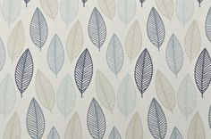 Stock Fabric Clearance - Lola chambray by Fryetts curtain fabric in colour Chambray