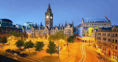 Onde Ficar em Manchester na Inglaterra #viagem #viajar
