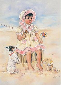 belles images de c haworth - Page 4 Painting For Kids, Art For Kids, Decoupage, Baby Clip Art, Gif Animé, Am Meer, Freelance Illustrator, Illustrations, Cute Illustration