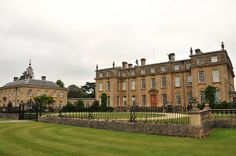 Ditchley Park, Oxfordshire by UltraPanavision, via Flickr