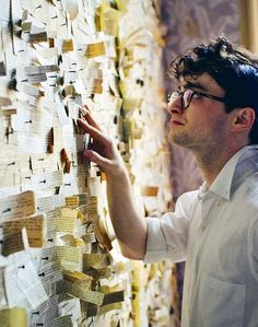 Daniel Radcliffe - Kill Your Darlings Inaccurate, but haunting