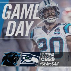 "Week 8 #SEAvsCAR (Seahawks) will never make it to the Super Bowl this year. ""Panther nation"" ""Keep pounding"""