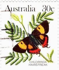 Australia's postage stamps