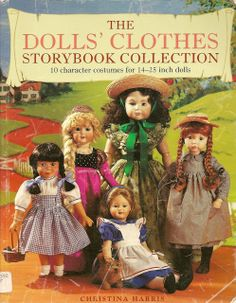 The Dolls' Clothes Storybook Collection - Elesy Lena - Picasa Web Albums