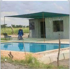 O pedido de Sicanso para o reassentamento: Casa com piscina