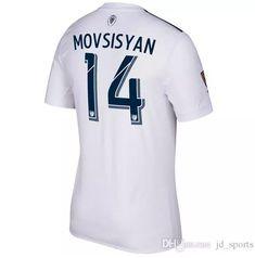 2017-18 #Soccer uniforms #MLS #Real #Salt #Lakes #Soccer #Jerseys #MOVSISYAN #14