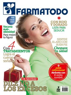 Revista #Farmatodo Diciembre 2014