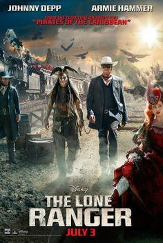 The Lone Ranger...