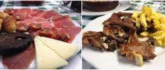 Entremeses y Chuletillas, Bar Restaurante Casa Molleda, Pejanda, Polaciones, Cantabria