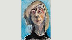 Tove Jansson, Self-Portrait, Oil, 65 x 47 cm, Private Collection. Tove Jansson, Dulwich Picture Gallery, Art Graphique, Selfies, Portrait Inspiration, Portrait Art, Female Art, Art Photography, Illustration Art