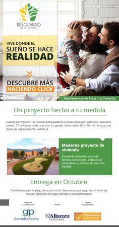 #NOVOCLICK esta con #ResguardoDeLaCampiña #ApartamentosEnVenta