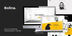 Bolina - Trendy & Stylist WordPress Theme