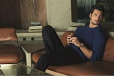 David Gandy - M&S shoot