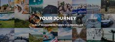 Wordpress Travel Blog Theme