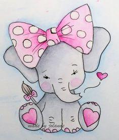 - cute drawings, drawing for kids en baby art. Baby Elephant Drawing, Elephant Art, Cute Elephant, Elephant Drawings, Elephant Pattern, Belly Painting, Baby Art, Baby Clip Art, Drawing For Kids