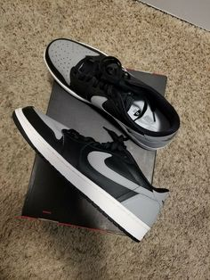size 40 be629 be232 Nike Air Jordan Retro 1 Low OG Shadow Grey Sail (705329-003) Men s Size 12  NEW  fashion  clothing  shoes  accessories  mensshoes  athleticshoes (ebay  link)