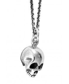King Baby Studio In London Mens Designer Jewelry, Jewelry Design, Fashion Jewellery, Fashion Accessories, Skull Pendant, Pendant Necklace, King Baby Jewelry, Jewellery Boxes, Jewelry Branding