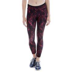 Lole Laine Running Leggings (For Women) in Reflector Pink Metropolitan - Closeouts