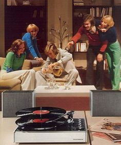No party like a record party.