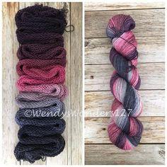 Your place to buy and sell all things handmade Knitting Yarn, Knitting Patterns, Fingering Yarn, Spinning Yarn, Yarn Stash, Hand Dyed Yarn, Knit Crochet, Wool, Art Yarn