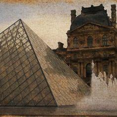 Wawrous Foto Design- Louvre by Wawrous