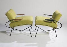 Dan Johnson Lounge chairs