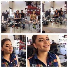 Makeup #natural #glossylips #alehandro #freshskin