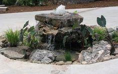 Water Feature Backyard