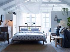 One room loft