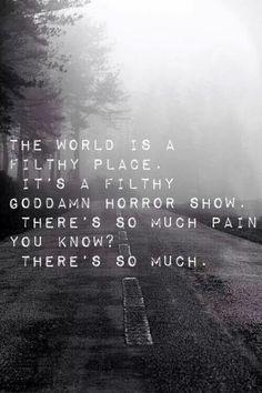 American Horror Story- Tate Langdon