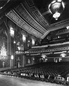 cinema Remember When: Silver screen heyday of Newcastle Odeon The Paramount, Pilgrim Street. Newcastle, Cinema Architecture, Cinema Room, Home Cinemas, Local History, Out Of This World, Old Pictures, Past, Nostalgia