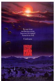 Red Dawn (1984, Recommended by NY Times)