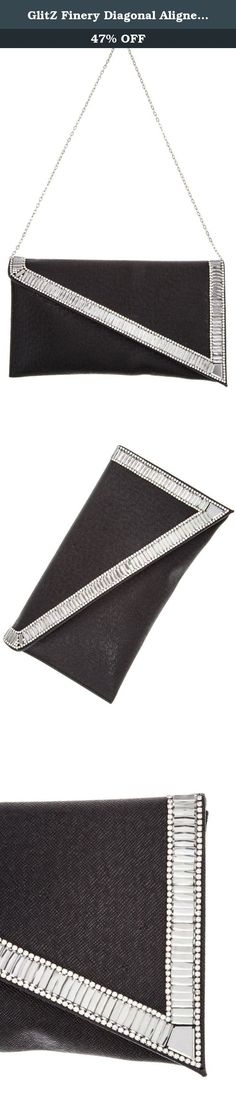 GlitZ Finery Diagonal Aligned Gemstone Accent Leather Fashion Clutch. Fashion Destination Presents GlitZ Finery Diagonal Aligned Gemstone Accent Leather Fashion Clutch. Buy brand-name Fashion Jewelry for everyday discount prices with Fashion Destination! Everyday LOW shipping *. Read product reviews on Fashion Necklaces, Fashion Bracelets, Fashion Earrings & more. Shop the Fashion Destination store for a wide selection of rings, bracelets, necklaces, earrings and diamond jewelry. Whether…