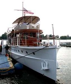Presidential Yacht, USS Sequoia