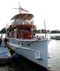Presidential Yacht, USS Sequoia